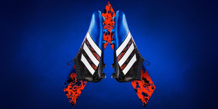adidas célèbre la France, pays hôte de l'UEFA EURO 2016, avec l'édition limitée Paris Pack #FirstNeverFollows