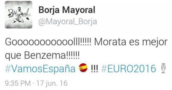 Le Tweet qui fait polémique au Real Madrid !