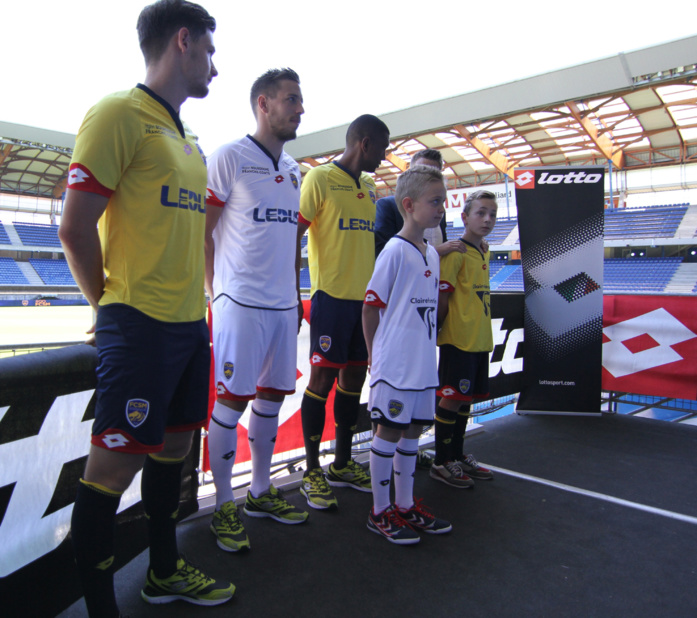 LOTTO - Nouveaux maillots FCSM saison 2016/2017