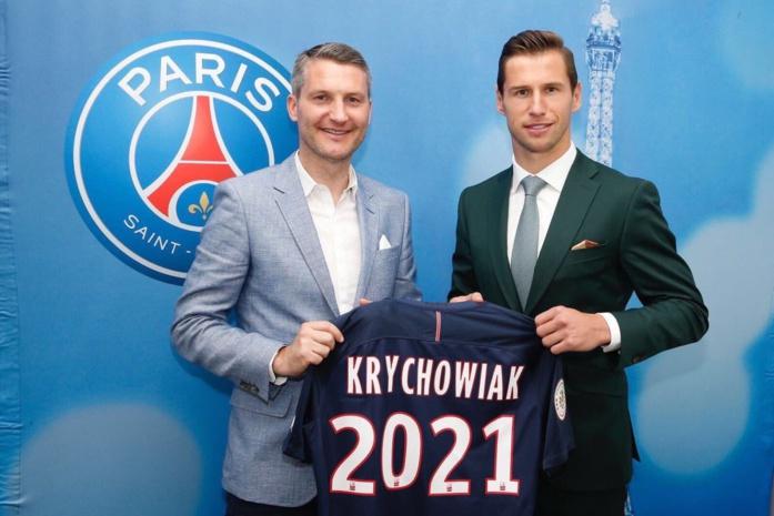 OFFICIEL : Grzegorz Krychowiak signe 5 ans au PSG