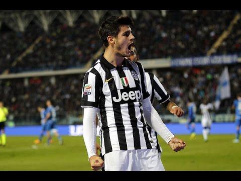 Le Real Madrid ne vendra pas Alvaro Morata !