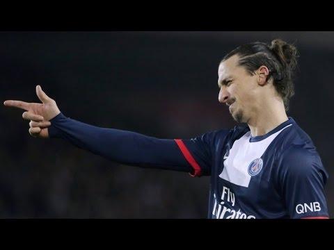 L'improbable sortie médiatique de Zlatan Ibrahimovic !