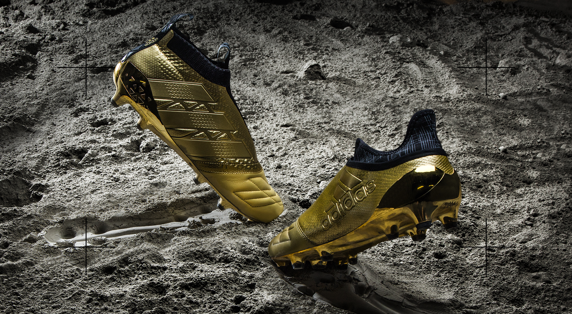 Adidas dévoile le pack Space Craft