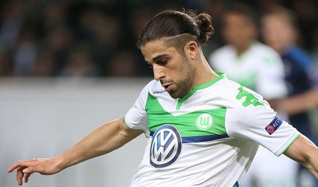 Latéral gauche de Wolfsburg Ricardo Rodriguez - SNFoot
