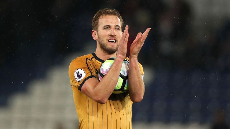 Harry Kane roi des buteurs de Premier League