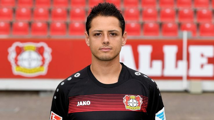 Mercato - OM : l'agent de Chicharito fait le point sur l'avenir du Mexicain