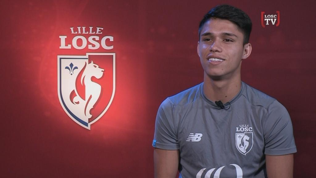 Luiz Araujo - Losc.FR