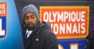 Sidney Govou inquiet pour l'Olympique Lyonnais