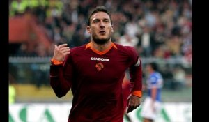 Madame Totti responsable de la retraite sportive de Francesco