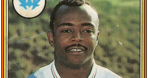 Abedi Pelé - Old School Panini