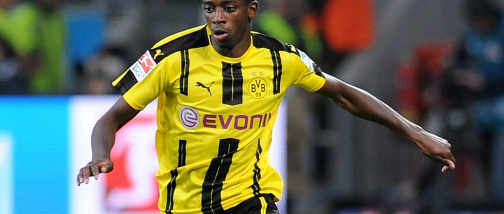 Ousmane Dembélé - Kicker