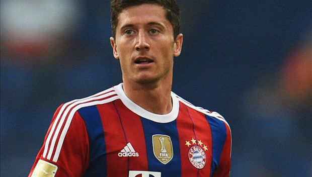 Robert Lewandowski - Bild