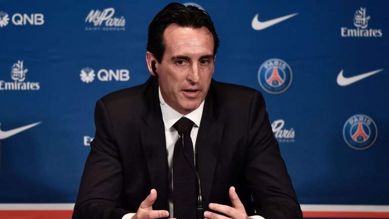 PSG : Unai Emery dithyrambique à l'égard d'Adrien Rabiot