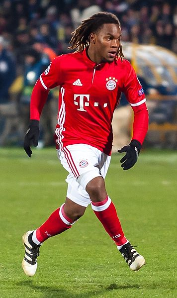 Renato Sanches - photo Wikipedia