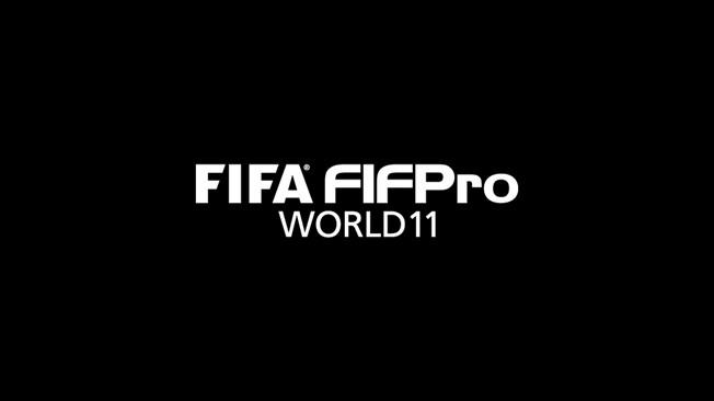 Les 55 joueurs en lice pour composer le onze Fifpro de l'année 2017