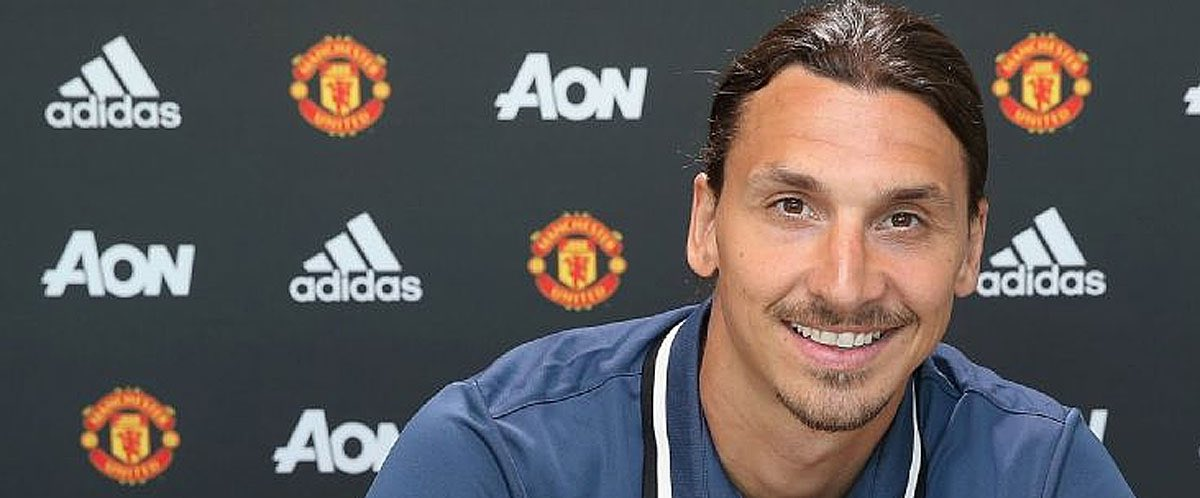 Zlatan Ibrahimovic - Site officiel de Manchester United