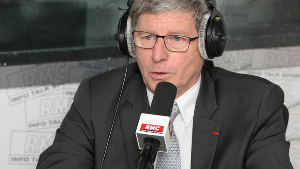 Jean-Michel Larqué - RMC