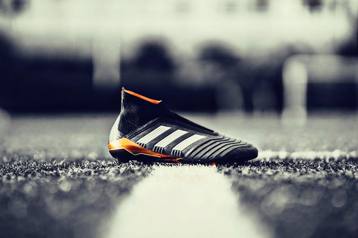 La Predator 18 signée Adidas
