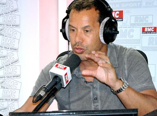 Ali Benarbia - RMC