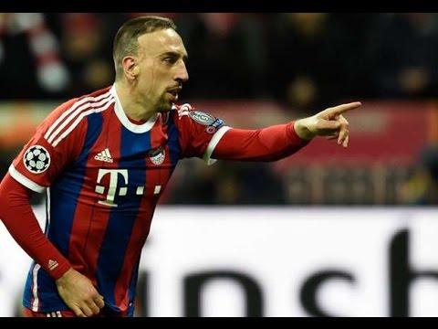 Mercato Bayern Munich : Sagnol conseille à Ribéry de partir