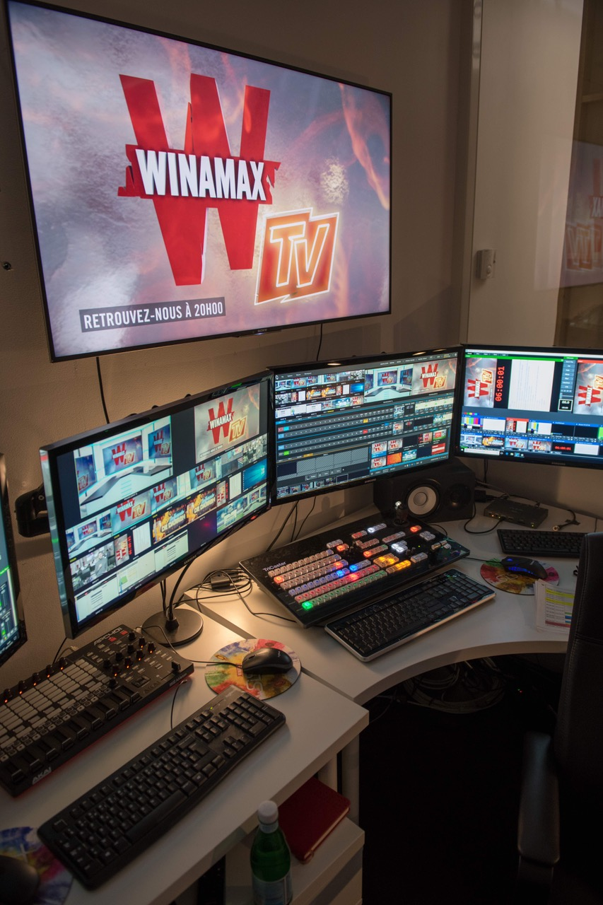 Lancement de Winamax TV, la première chaine web 100 % paris sportifs et poker