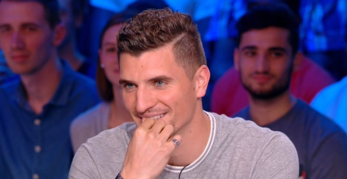 Thomas Meunier - Capture écran Canal Football Club