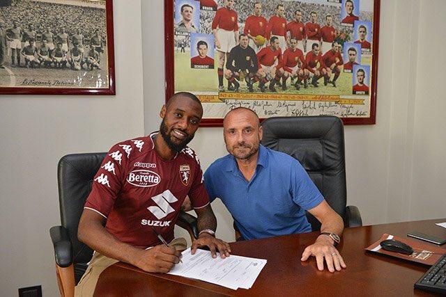 "Mercato OL : Nkoulou ""Ici, au Torino, les supporters sont super"""