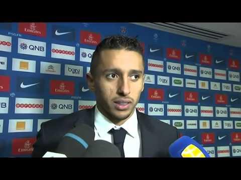 PSG : le discours politiquement correct de Marquinhos au sujet de Thiago Silva