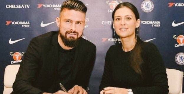 Mercato Chelsea : l'AS Rome était à l'affût pour Olivier Giroud