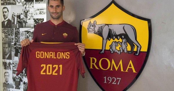Mercato AS Rome : deux clubs espagnols s'intéressent à Maxime Gonalons