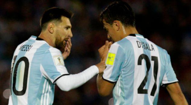 Argentine : Paulo Dybala privé de mondial ?