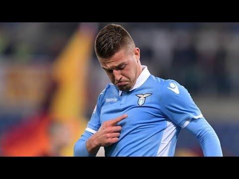 Mercato Lazio Rome : Milinkovic-Savic laisse planer le doute concernant son avenir