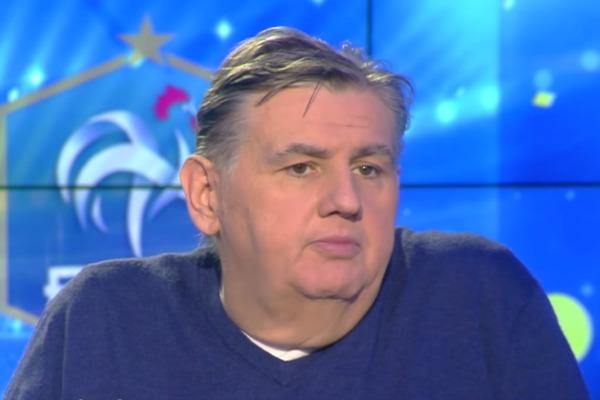 Pierre Ménès se paie l'arbitre du match Dijon - OL