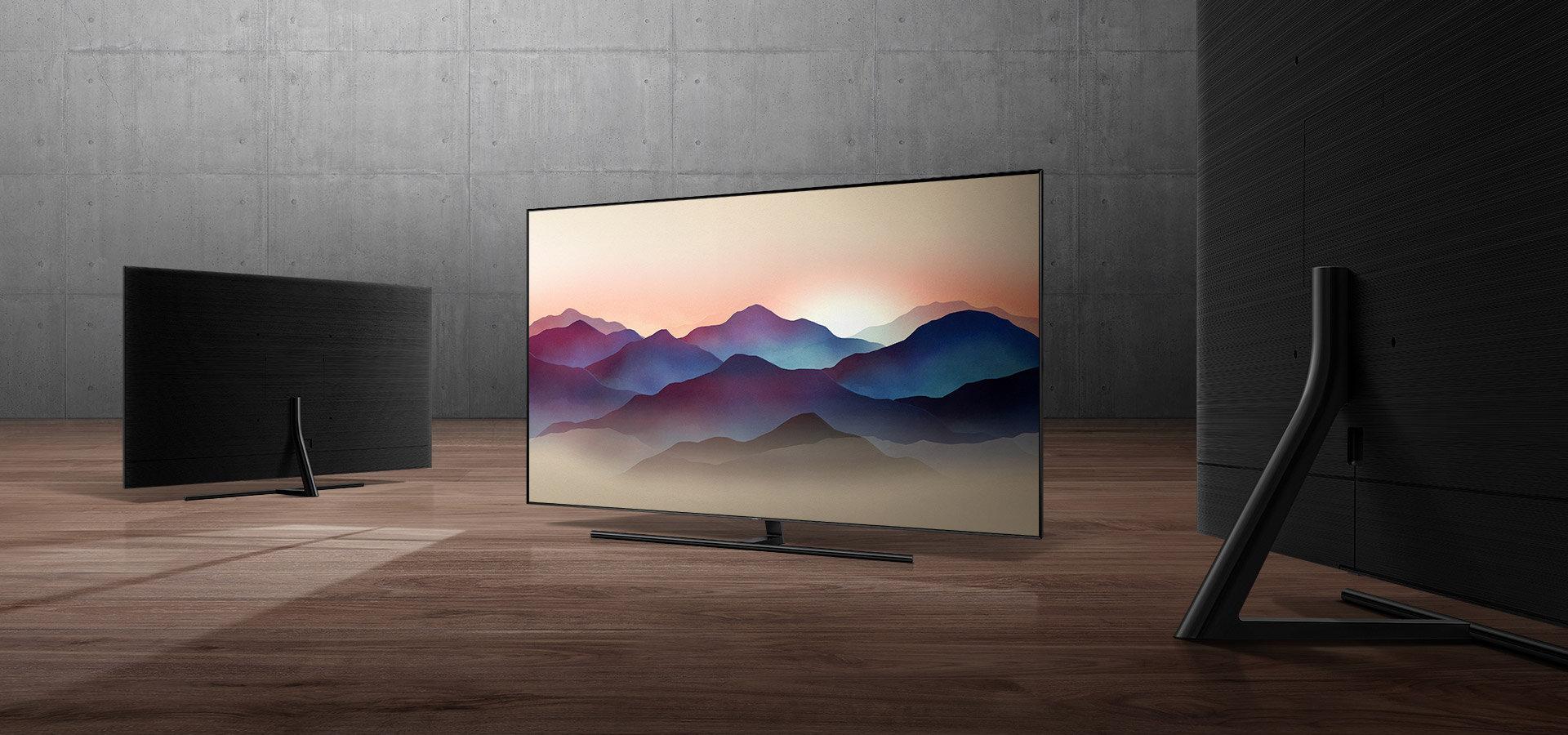 Découverte de la nouvelle TV QLED de Samsung et rencontre avec Alphonse Areola