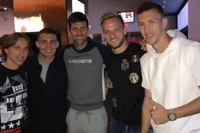 Djokovic apporte son soutien à la Croatie et se fait copieusement insulter par les Serbes