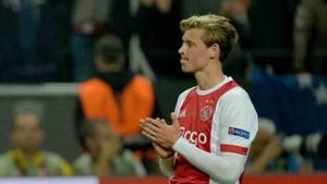 Mercato Ajax : Frenkie De Jong ne rejoindra pas le Barça cet hiver