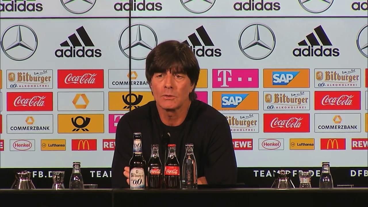 Allemagne : Joachim Löw déçu par le résultat, content de la performance de ses joueurs