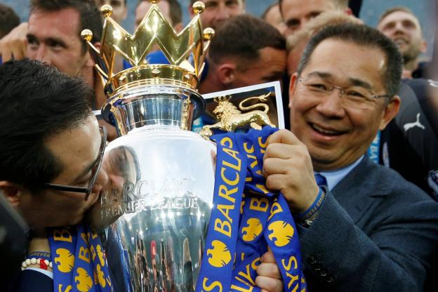 Leicester : le vibrant hommage de Ranieri à Vichai Srivaddhanaprabha