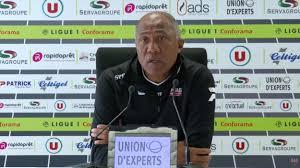 Guingamp : Kombouaré surpris par son licenciement