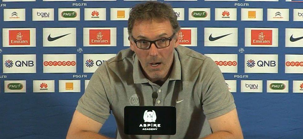 PSG : Laurent Blanc parle de son avenir et tacle Rabiot et Verratti