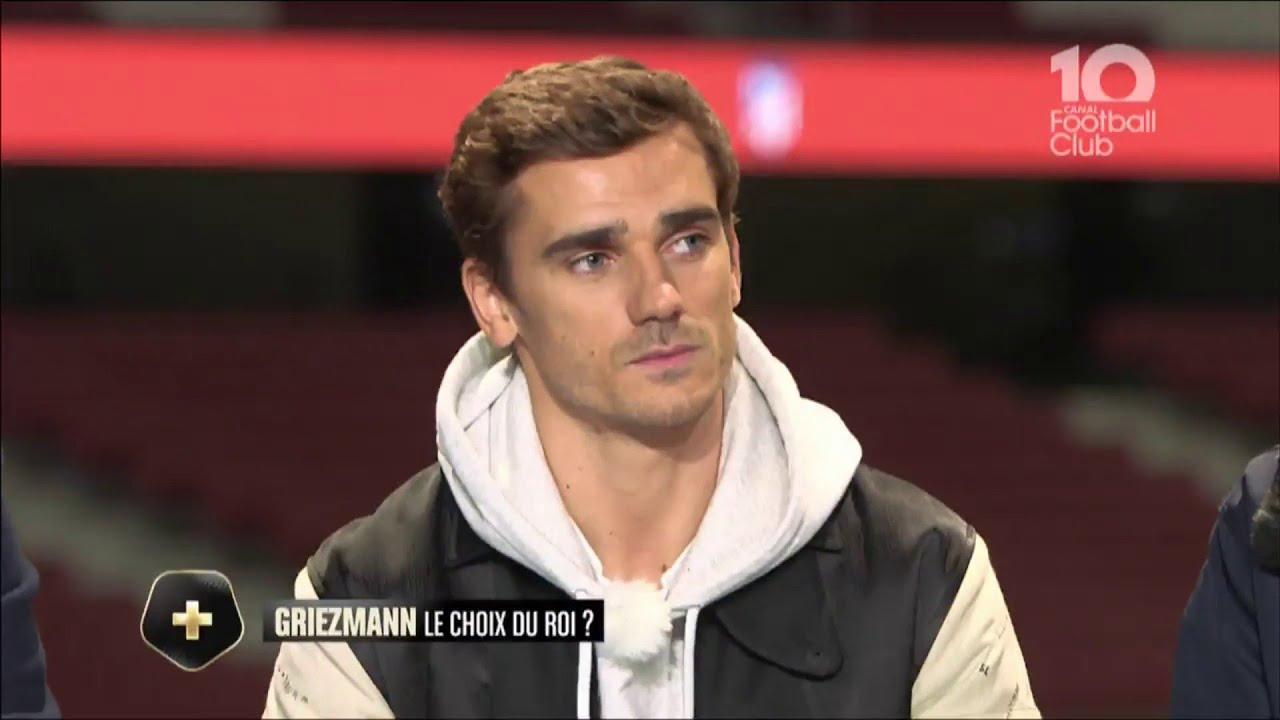 Antoine Griezmann - Crédit : Canal Football Club