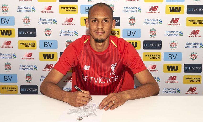 Liverpool - Mercato : Fabinho communique au sujet de son avenir