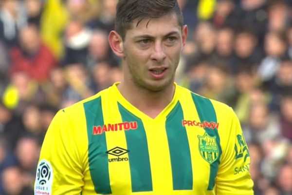 FC Nantes : Emiliano Sala parle sa situation contractuelle