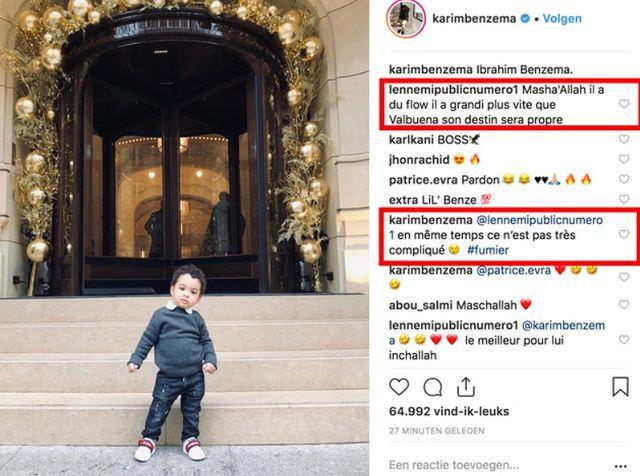 Benzema se moque méchamment de Valbuena