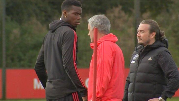 Manchester United : un ami de Mourinho détruit Pogba !