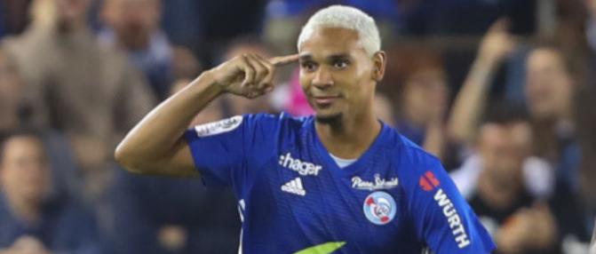 Strasbourg : Kenny Lala se voit en équipe de France