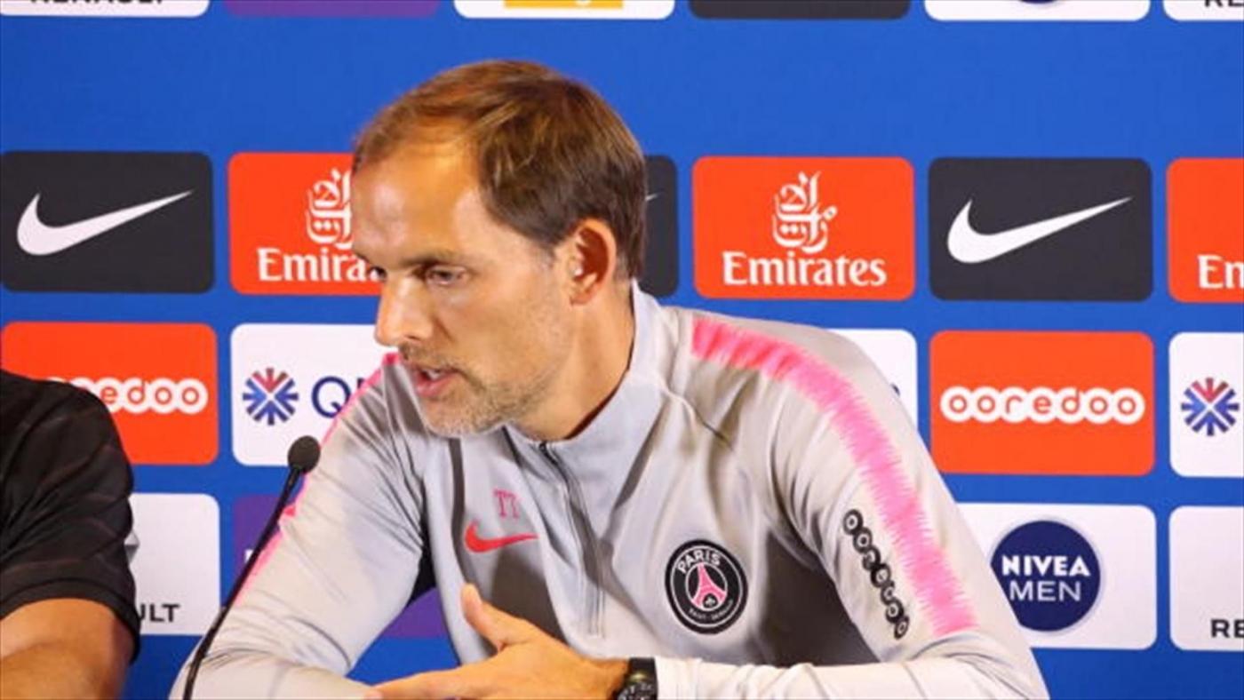 PSG - Guingamp : Tuchel remonté après l'arbitrage