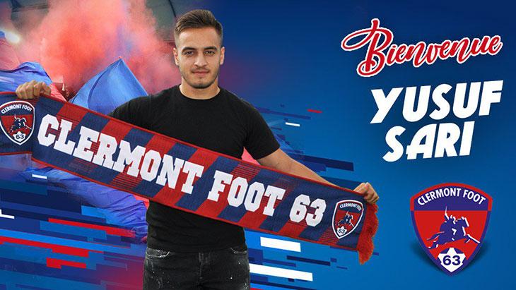 OM - Mercato : Clermont a renvoyé Yusuf Sari à Marseille