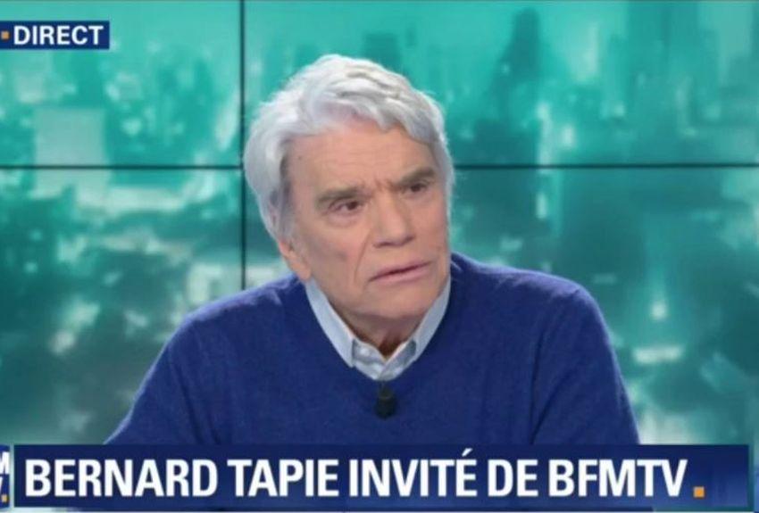 OM : Bernard Tapie a eu un entretien avec Jacques-Henri Eyraud