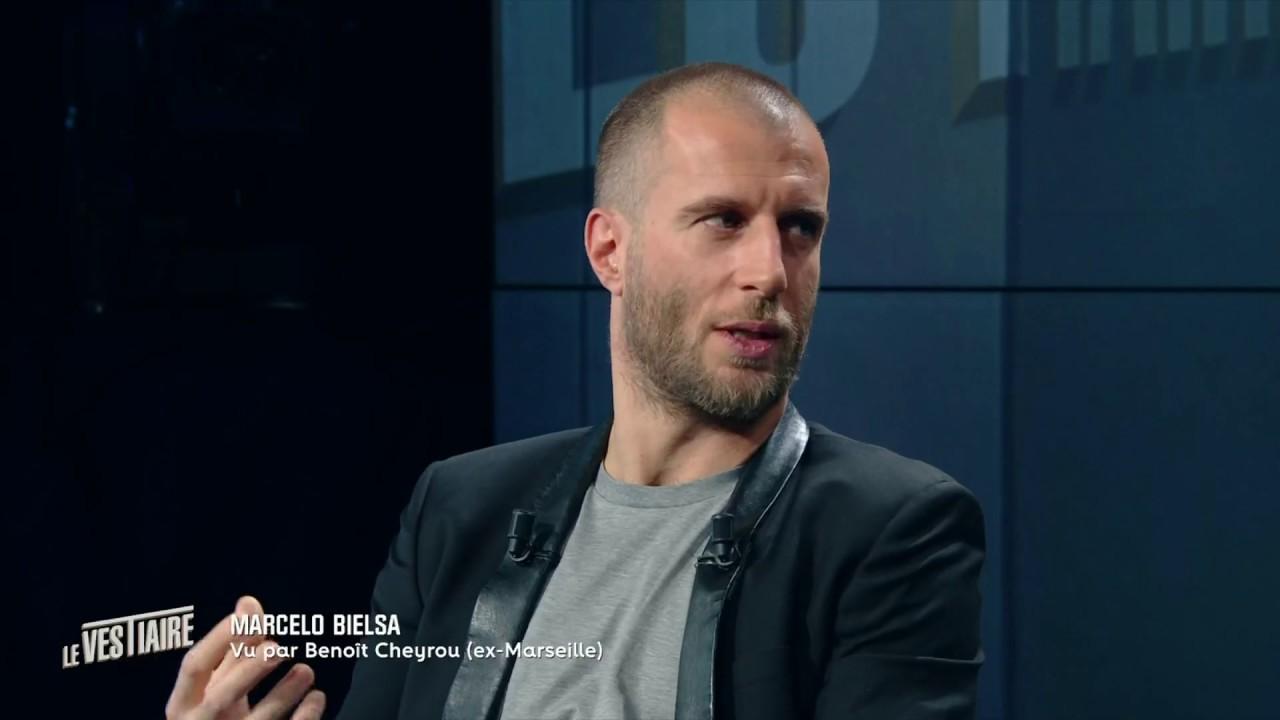 Benoit Cheyrou dans l'émission Le Vestiaire sur RMC Sport